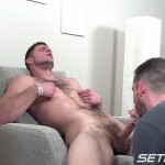 Seth Chase Walker Michaels Dinner is Served 21 150x150 Straight Young Redneck Gets His Redneck Cock Serviced