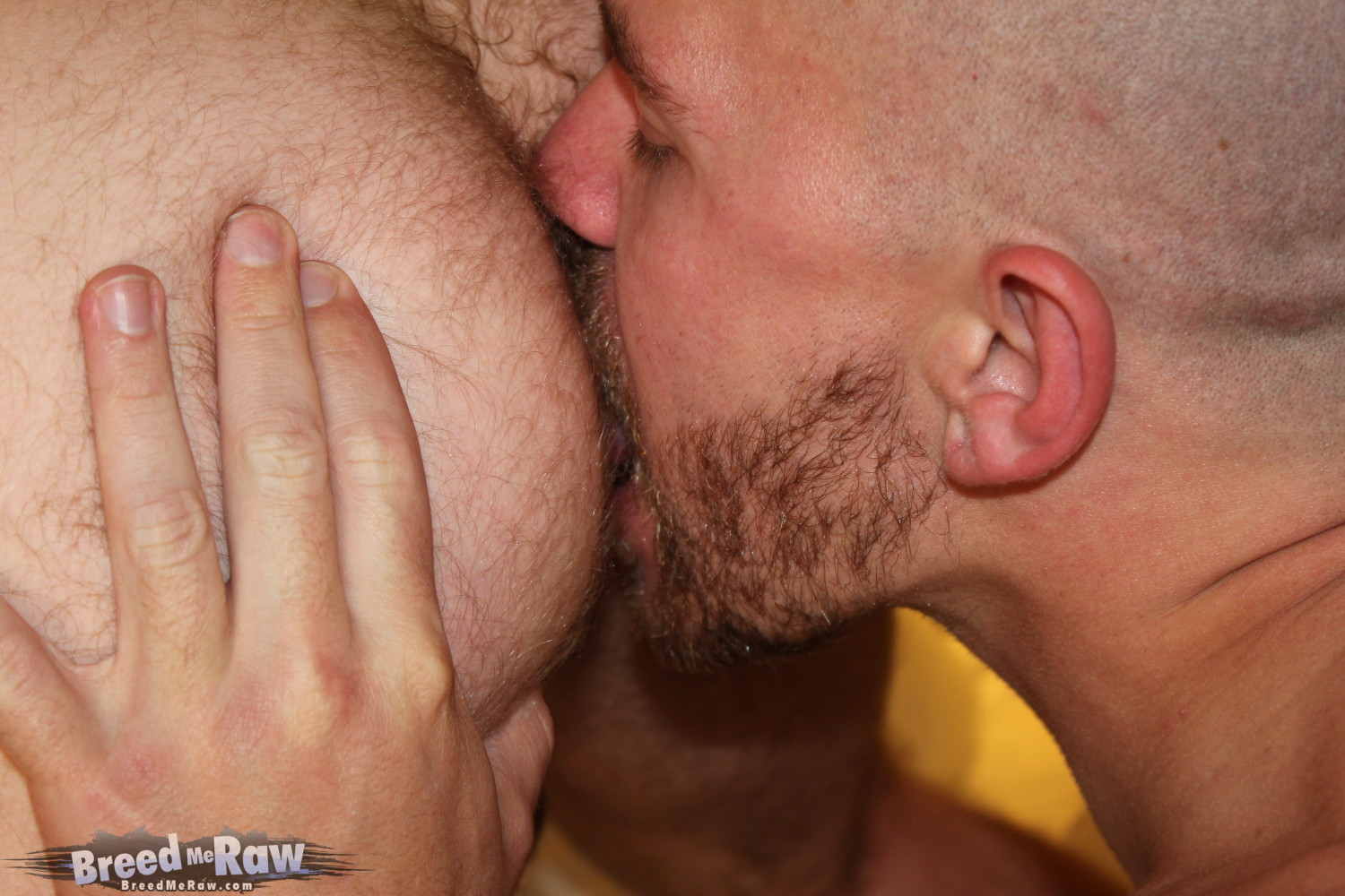 Breed Me Raw Butch Bloom and James Roscoe Bareback Fucking BBBH Big Cock 06 Hairy Hot Amateur Hole Gets Barebacked By A Masculine Hung Cock