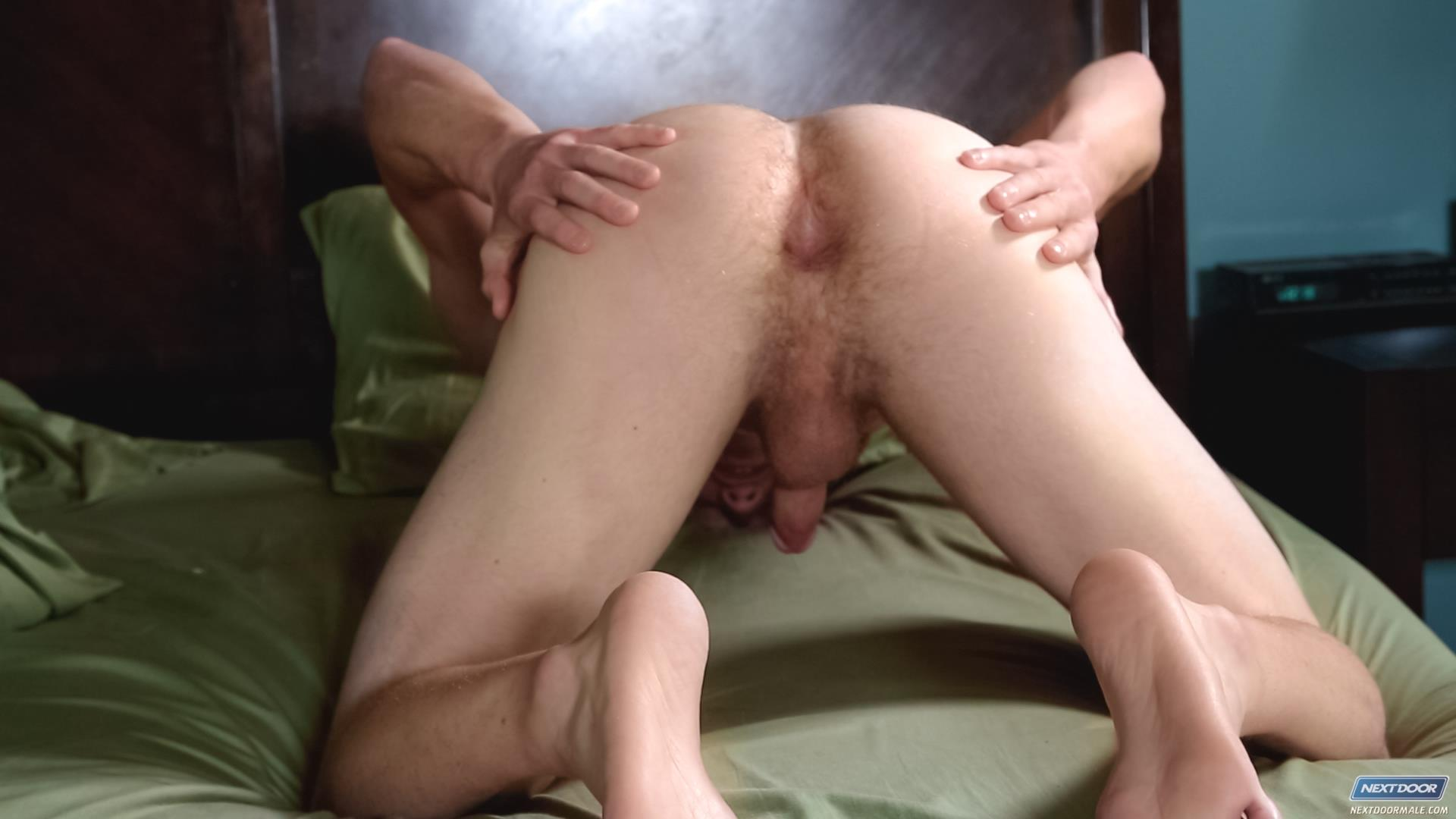 Next-Door-Male-Stryker-Texas-Redhead-Jerking-His-Cock-Amateur-Gay-Porn-09 Texas Redneck Redhead Country Boy Jerking His Ginger Cock