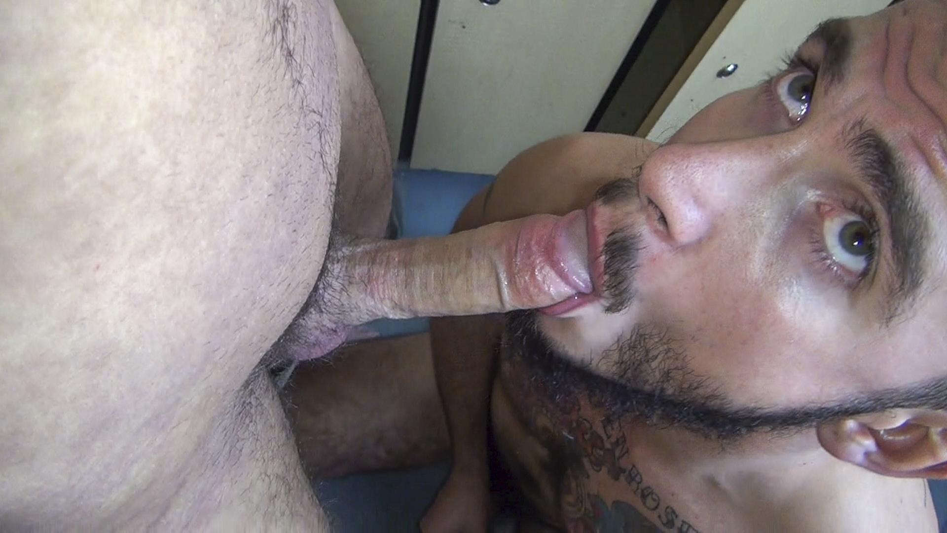 Raw-Fuck-Club-Gio-Ryder-and-Cam-Christou-Hairy-Guys-Bareback-Sex-Amateur-Gay-Porn-07 Cam Christou Breeds Gio Ryder's Hairy Ass With His Hairy Cock