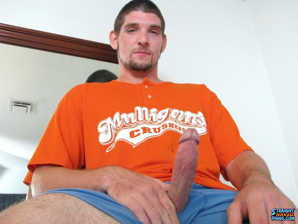 Straight-Naked-Thugs-Tim-Hurley-Naked-Redneck-Stroking-Big-Cock-Amateur-Gay-Porn-02 Straight Naked Redneck Jerking His Thick Cock