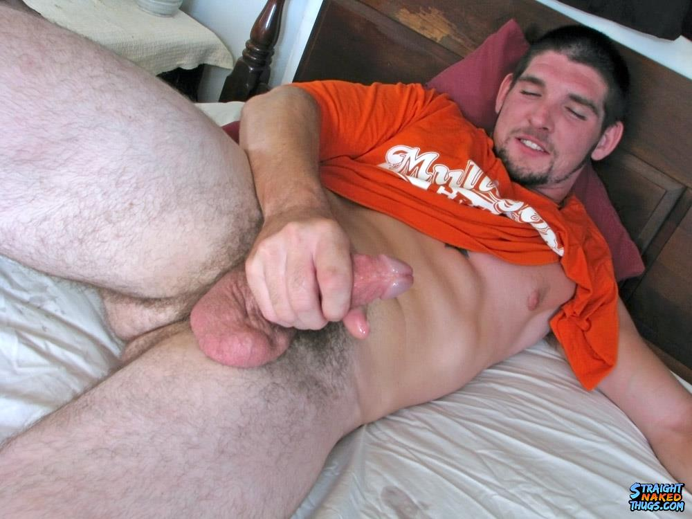 Straight-Naked-Thugs-Tim-Hurley-Naked-Redneck-Stroking-Big-Cock-Amateur-Gay-Porn-16 Straight Naked Redneck Jerking His Thick Cock