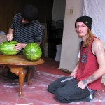 Straight-Naked-Thugs-Devin-Reynolds-and-Blinx-and-Kenneth-Slayer-Fucking-A-Watermelon-Amateur-Gay-Porn-04-150x150 Straight Southern Naked Rednecks Fuck Some Watermelons With Their Big Dicks