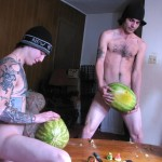 Straight-Naked-Thugs-Devin-Reynolds-and-Blinx-and-Kenneth-Slayer-Fucking-A-Watermelon-Amateur-Gay-Porn-11-150x150 Straight Southern Naked Rednecks Fuck Some Watermelons With Their Big Dicks